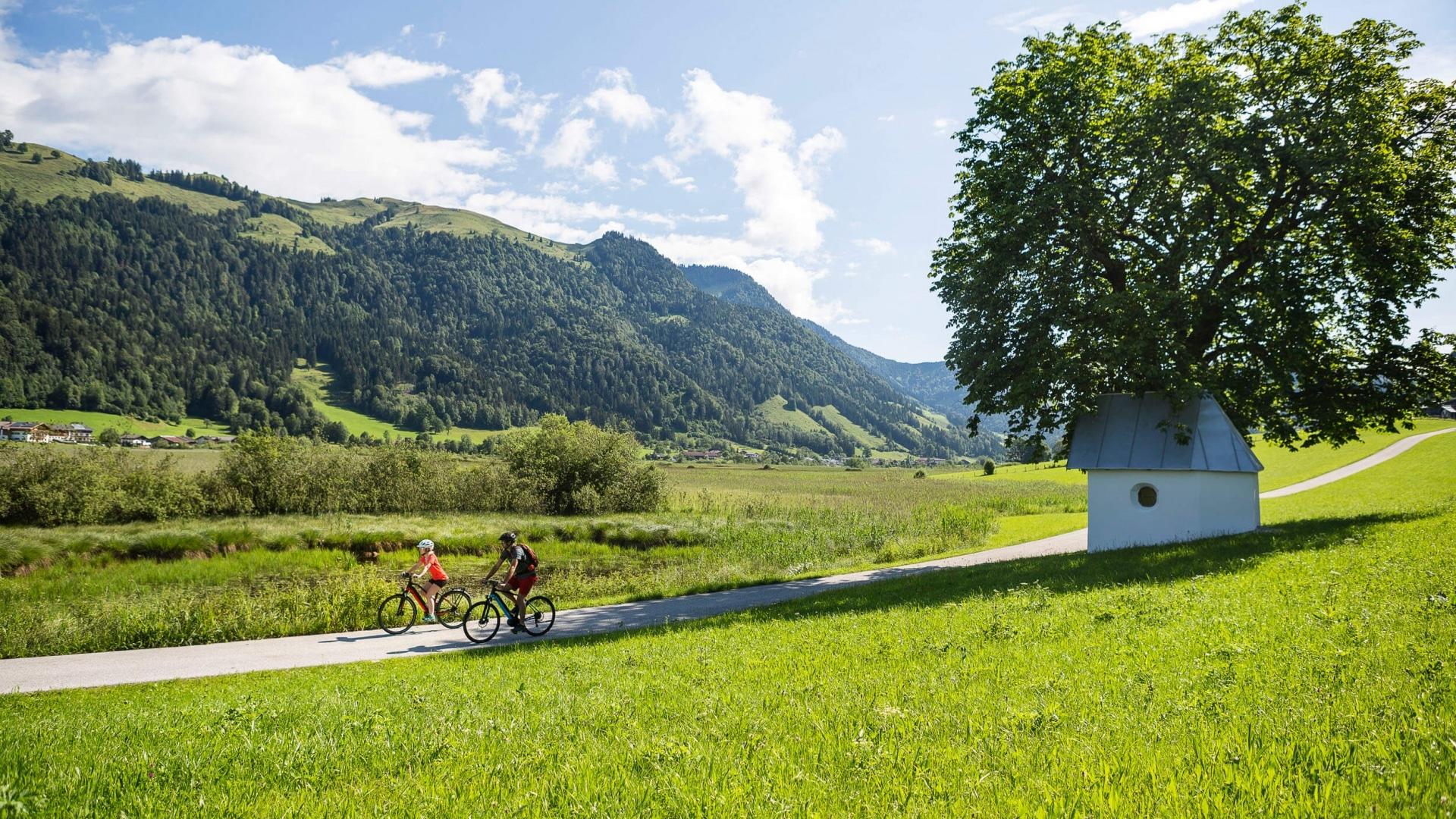 Radurlaub für Genießer in Tirol © Velontour