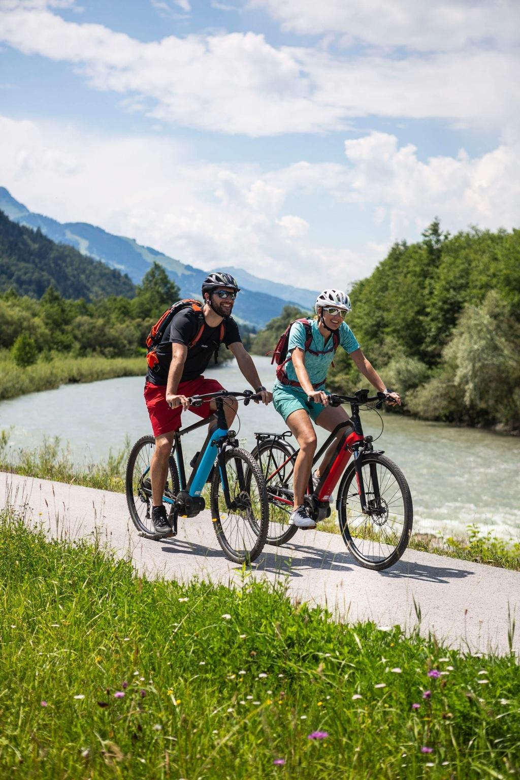 Fahrrad Urlaub in den Kitzbüheler Alpen © Velontour