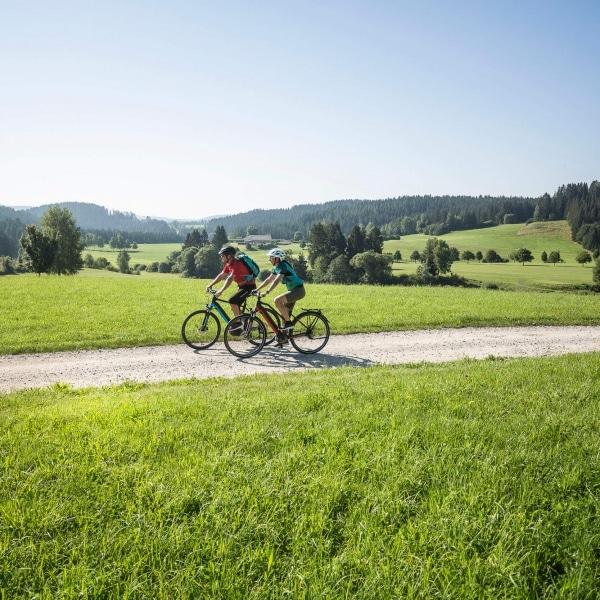 Radtouren im Mühlviertler Hochland © Velontour