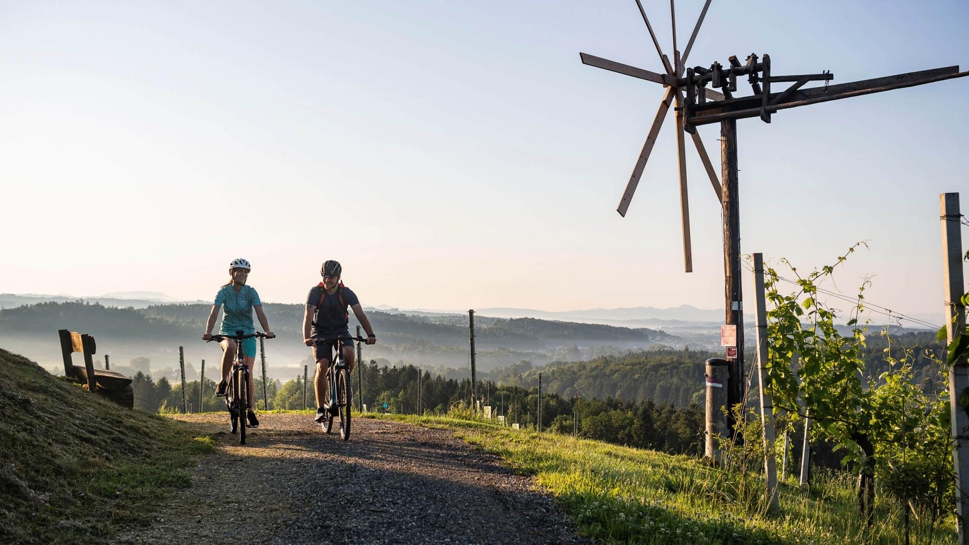 Genussvolle Radtour in der Steiermark © Velontour
