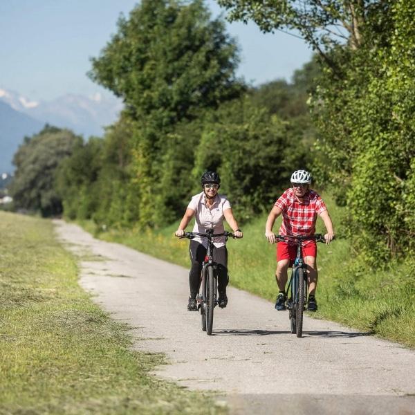 E-Bike Radtour in der Silberregion Karwendel © Velontour