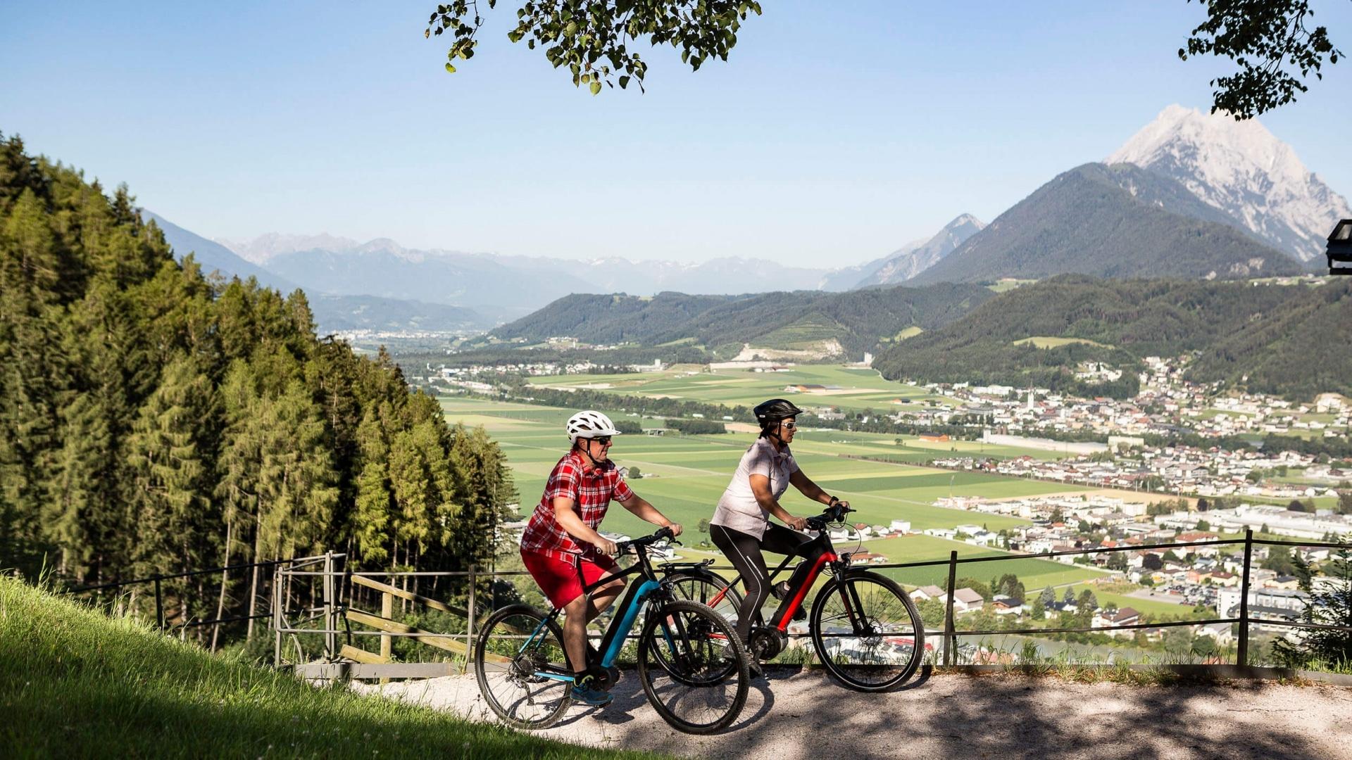 E-Bike Radtour in Tirol © Velontour