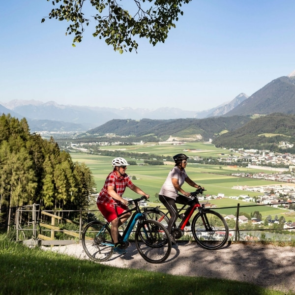 E-Bike Radtour in Tirol © Velontour