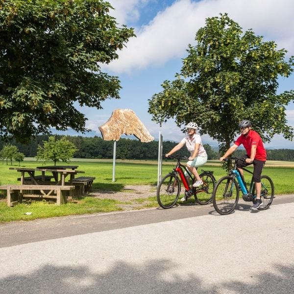 Genuss Radtour im Südburgenland © Velontour