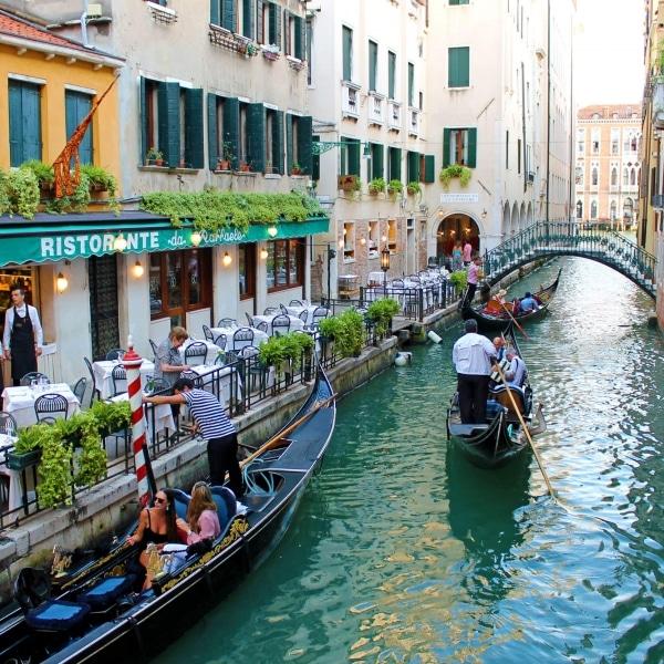 Bozen - Venedig © Eurobike Radreisen