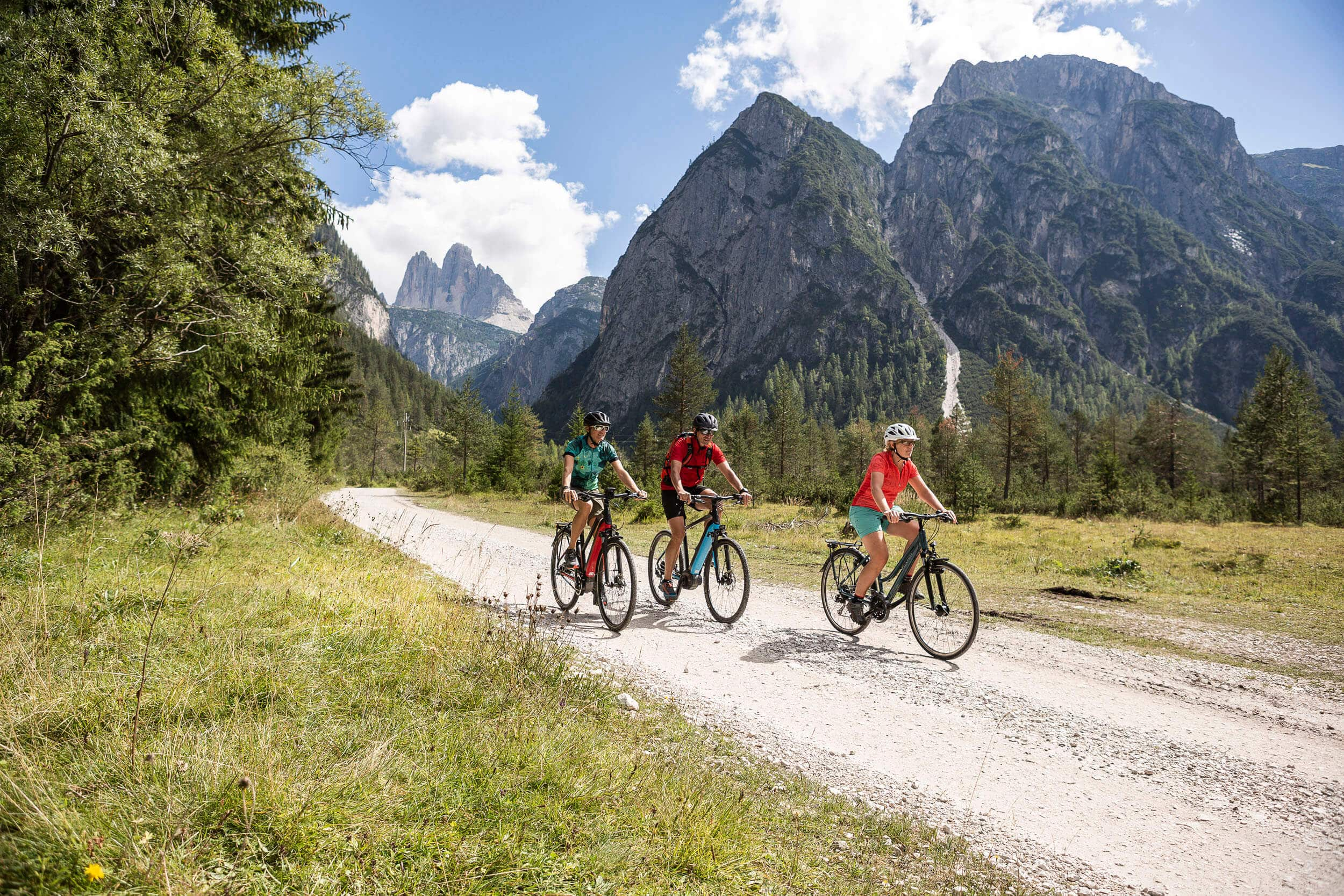 Radtour in Niederdorf - Südtirol © Velontour
