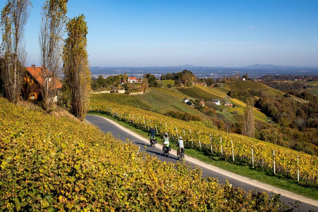 Herbst in Steiermark © Steiermark Tourismus / Tom Lamm