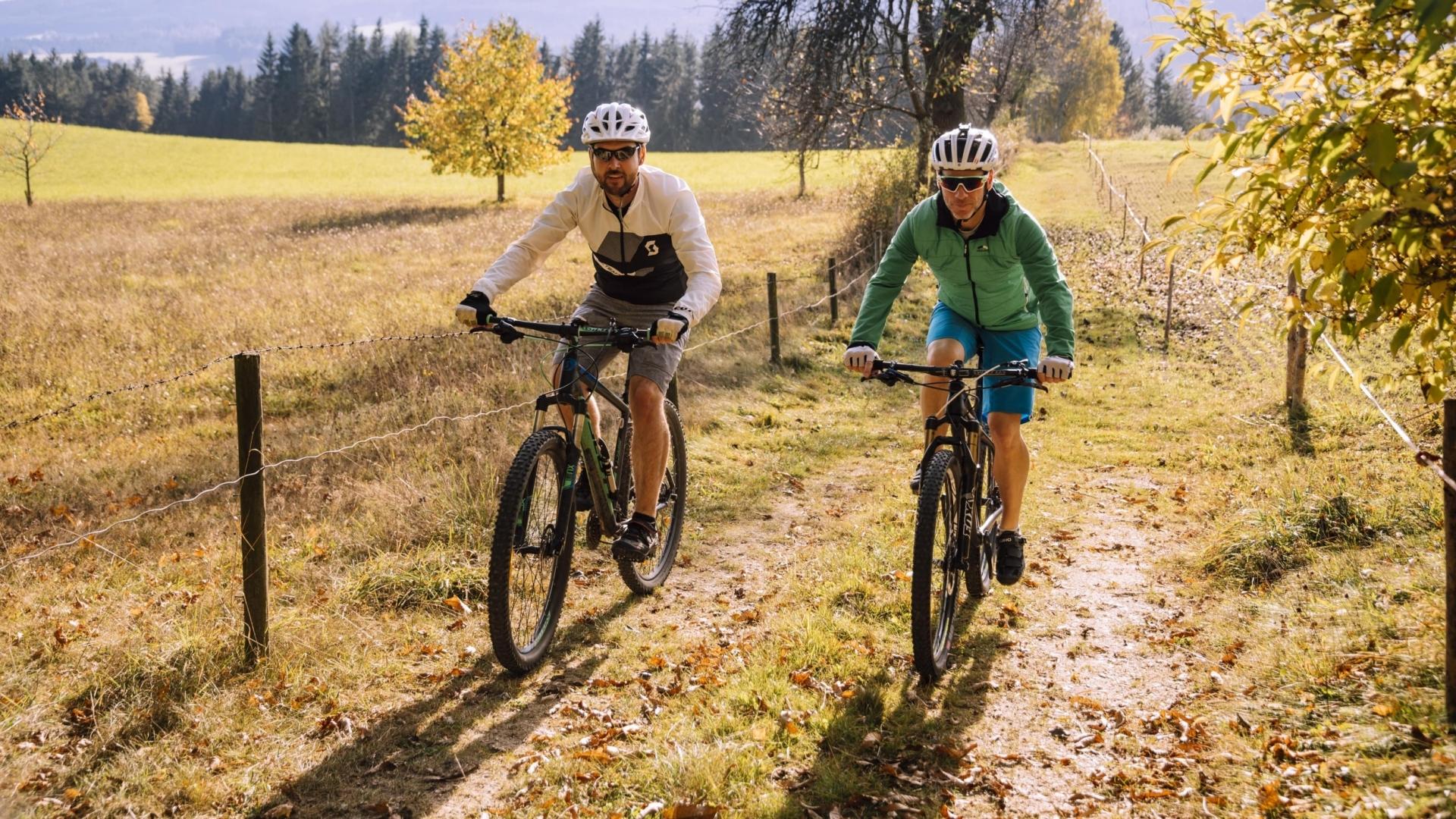 Radfahren in der Oststeiermark © Oststeiermark Tourismus, Bernhard Bergmann