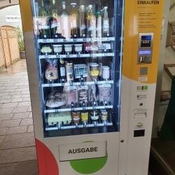 Verkaufsautomat Bad Waltersdorf © Regionalentwicklung Oststeiermark