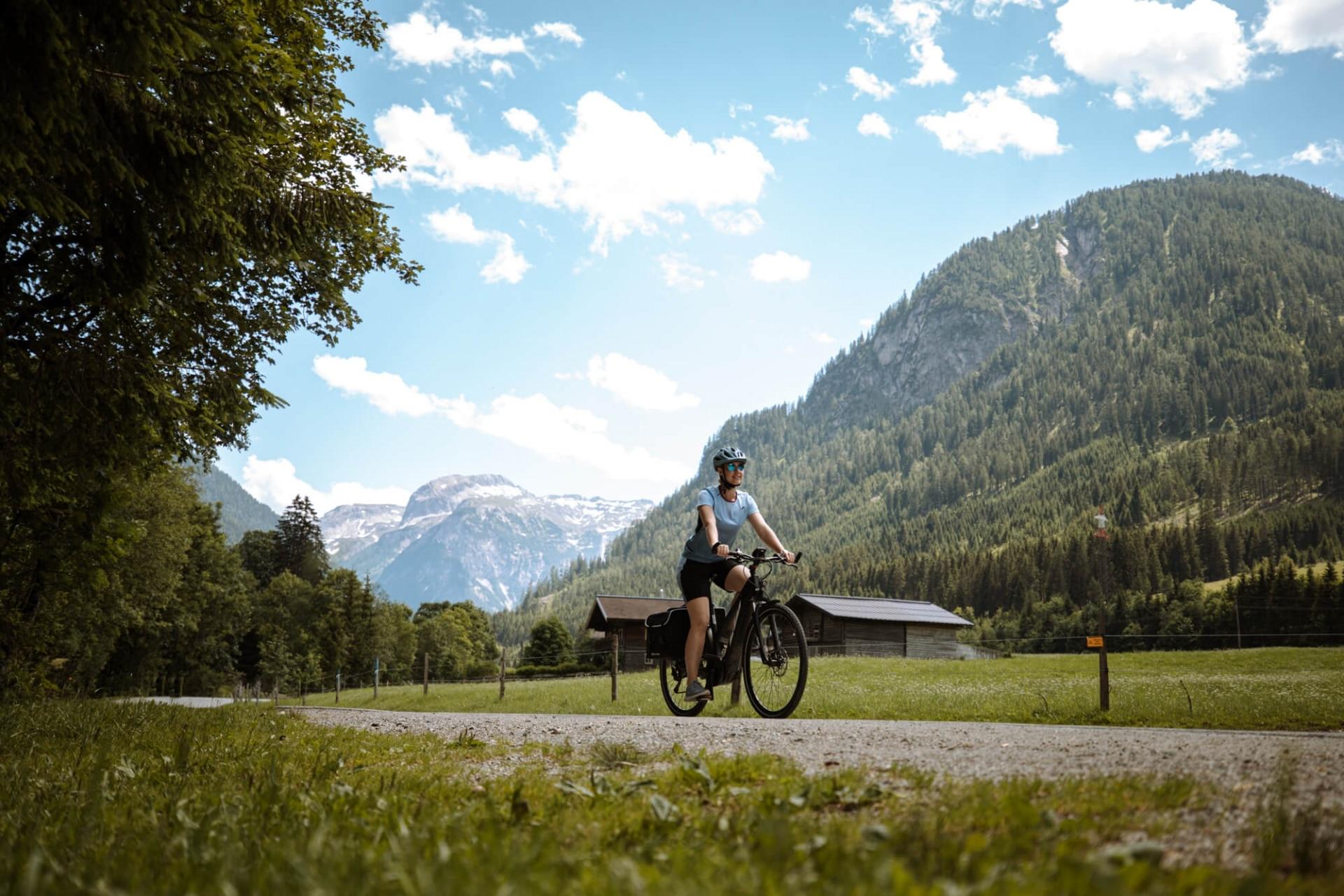 Highlighttour Ennsradweg © Off The Path
