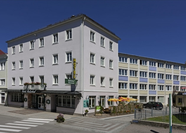 Hallerhof © Hotel Hallerhof