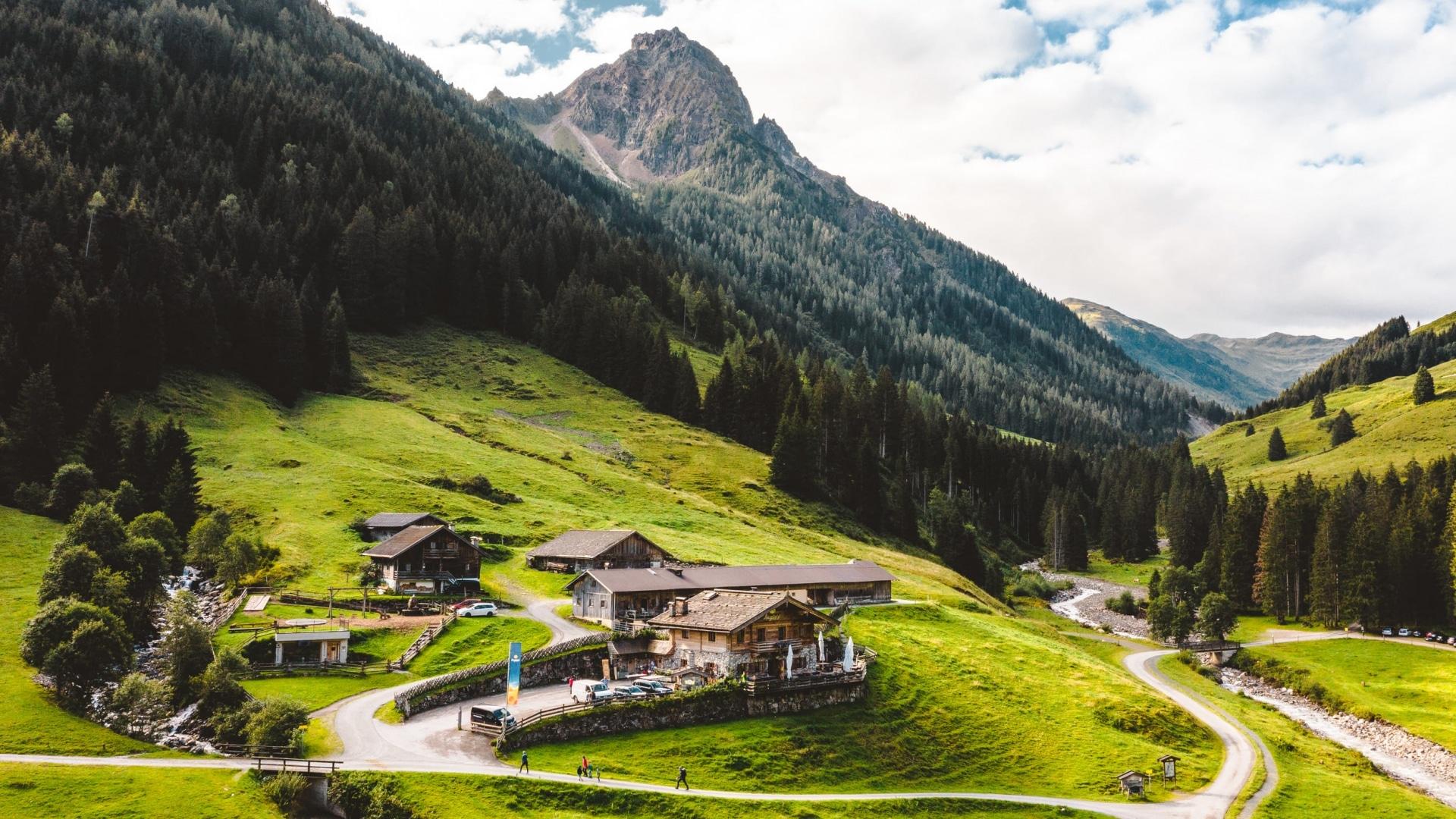 Kasplatzl Kitzbüheler Alpen - Brixental © Mathäus Gartner