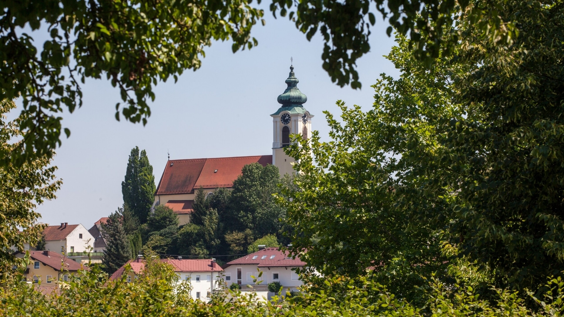 Kirche Pfarrkirchen © horst bachofner