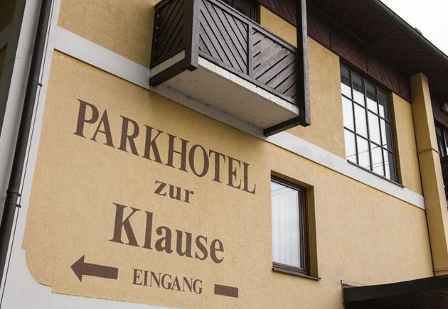 Parkhotel_Aussenansicht © Parkhotel zur Klause