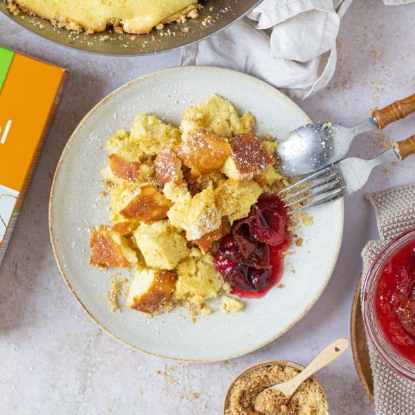 Sauerrahmschmarrn © Simone Kemptner, www.cookiteays.at
