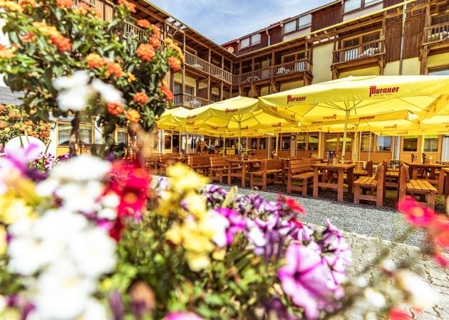 Hotel und Restaurant © Hotel Brauhaus zu Murau