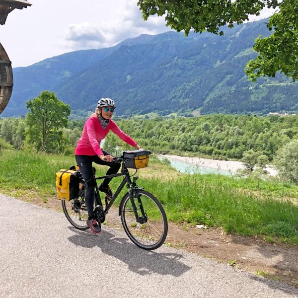 Alpe Adria Radweg © Eurobike