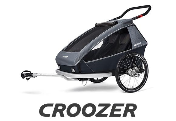 Croozer Kid Vaaya 2 © Croozer