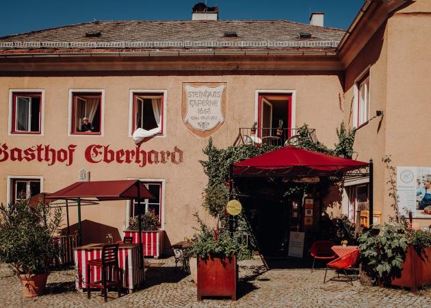 Gasthof Eberhard © gasthof-eberhard.at/fotografin freilichtmomente