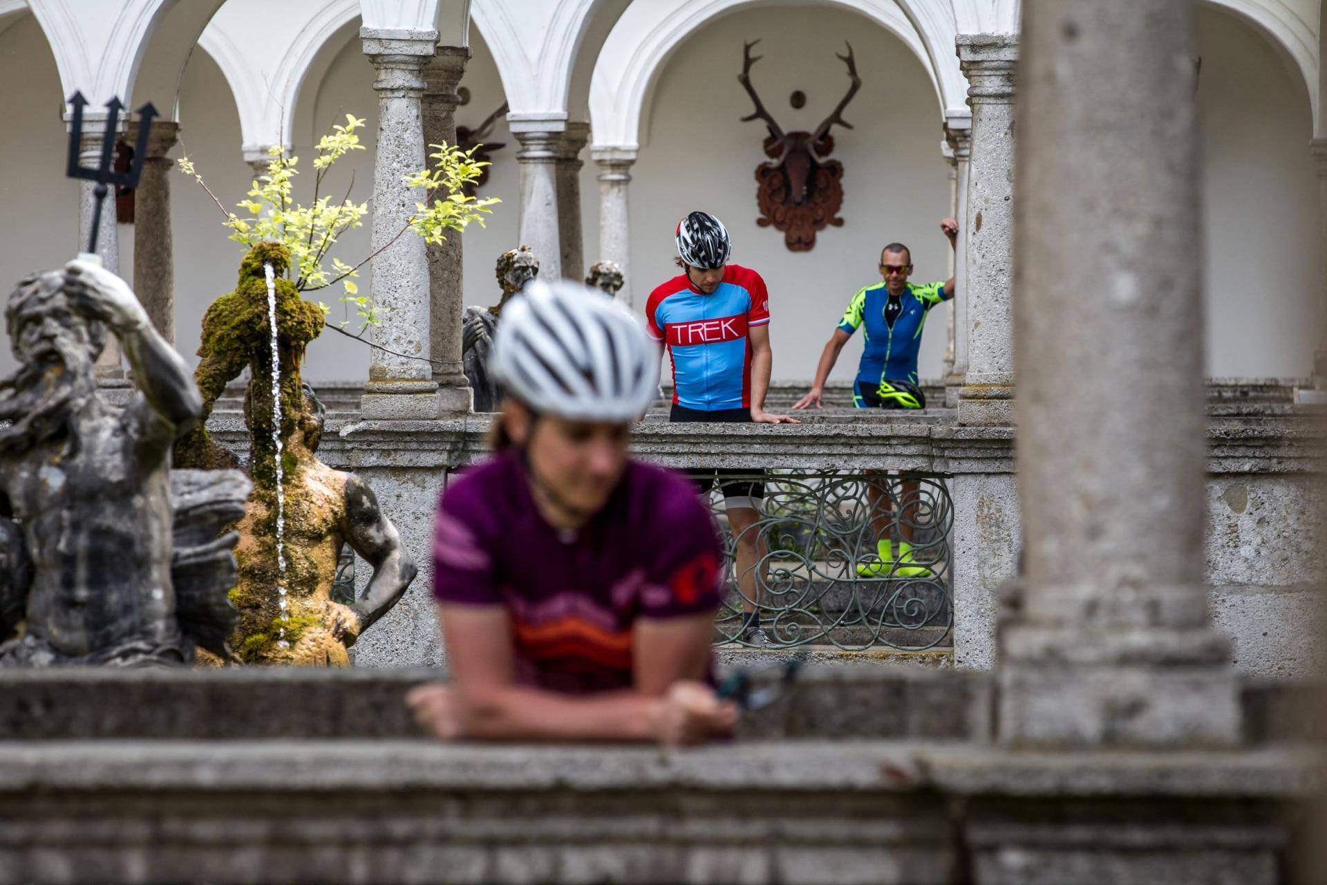Kultour Radfahrer TVB Bad Hall © Erwin Haiden