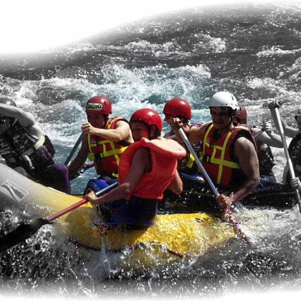 Rafting © Murtal Rafting