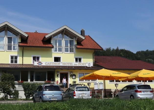 Gasthof Hotel zur Post © HotelzurPostErlau_Waldingsperger_e.k.